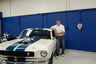 Autoweek Vinsetta Garage Shoot at Ford CMO Jim Farley's Garage | by Ford Motor Company
