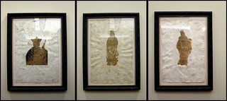 Fire to Paper: Mark Calderon's Pyrographic Prints | by Seattle University Law Library