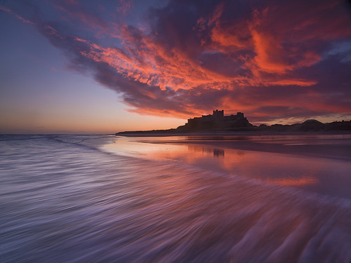 Bamburgh Sunrise | by antonyspencer