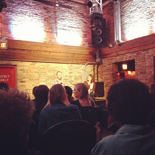 Listening To Actress Clementine Ford Talk About Identity
