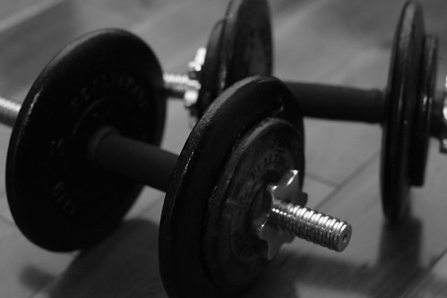 Day 47: Weights | by Gudlyf