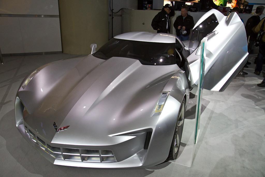 Chevrolet Corvette Stingray Concept Car Chevrolet Corvette Flickr