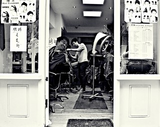 Short back and sides | by the mr gnu