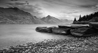 New Zealand 2012-Lake Wakatipu near Queenstown | by keith truman
