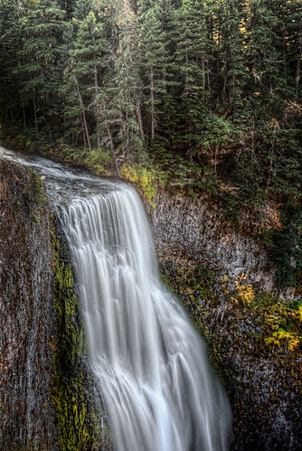 Salt Creek Falls HDR | by David Pasillas