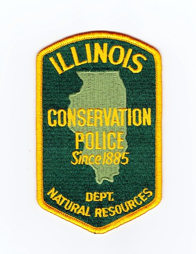 Illinois Department Of Natural Resources Police