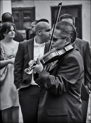 EL VIOLINISTA | by Samy Collazo