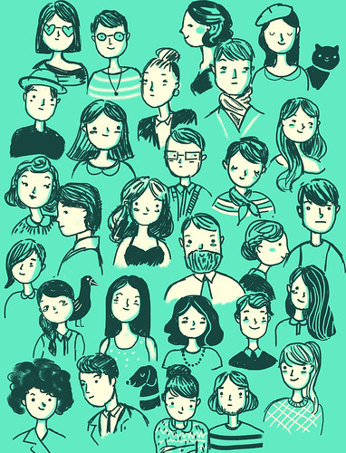 A bunch of people | by Giovana Medeiros