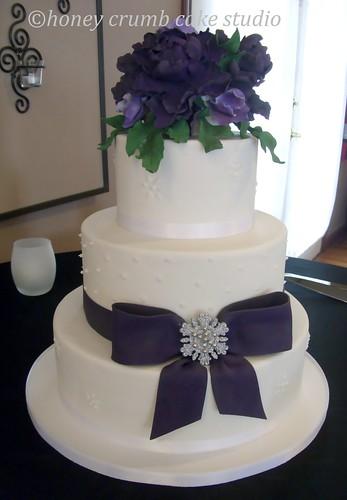 Meringue Wedding Cake Frosting