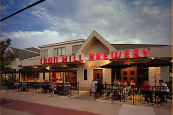 Iron Hill Brewery in downtown Newark | by delawaretourism