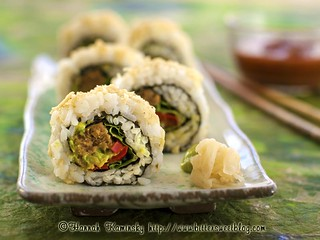 Guaca-maki | by Bitter-Sweet-