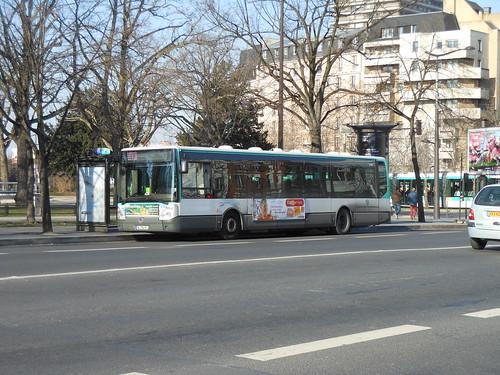 3765 irisbus citelis 12 4 f vrier 2012 avenue de la por flickr - 13 avenue de la porte d italie ...