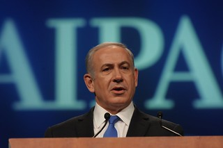PM Netanyahu speaking at the AIPAC policy conference in Washington, DC | by Prime Minister of Israel