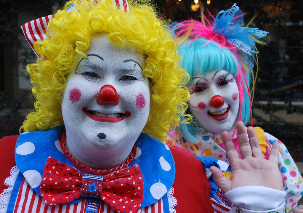 Girl clowns images 48