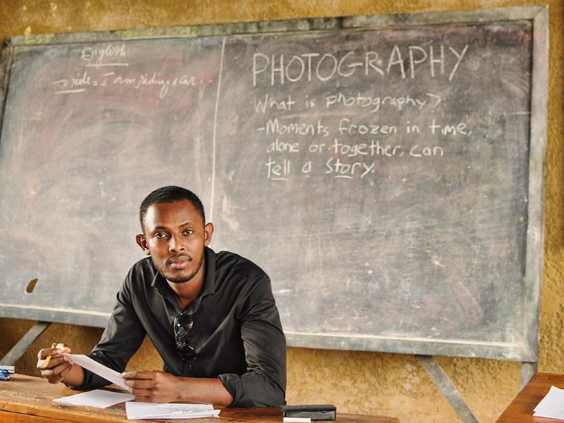 Photography teacher David | Rwandan Orphans Project | Flickr