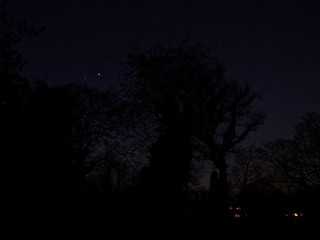 Jupiter and Venus ; March 2012 (4) | by Deepgreen2009