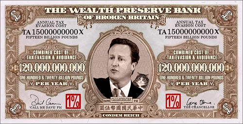 Tax Evasion & Wealth Preservation - Tory style | by Byzantine_K