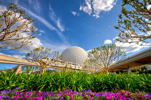 Epcot - Happy Place | by Jeff Krause Photography