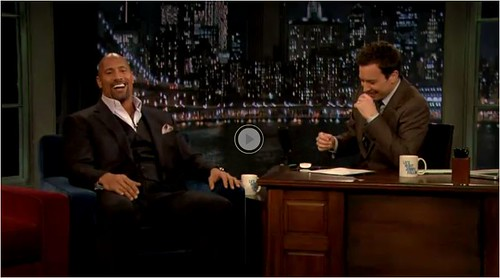 Dwayne Johnson-Jimmy Fallon 2-10-12_3 | by DwayneJohnsonLive.net
