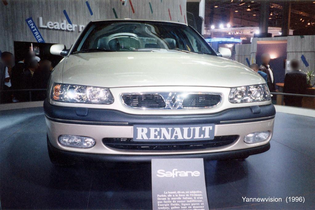 Renault Safrane Ph 2 V6 Initiale Mondial Automobile Pa Flickr