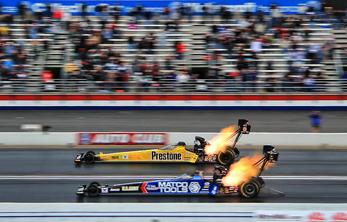 NHRA Top Fuel Finals at Pomona | by Dave Toussaint (www.photographersnature.com)