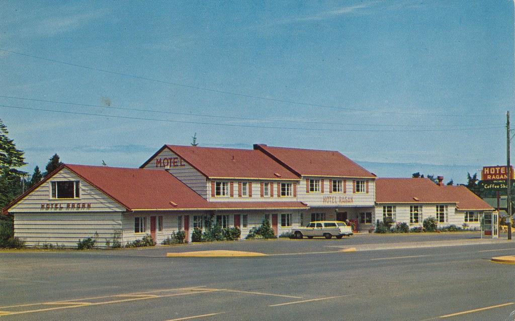 Hotel-Motel Ragan - Florence, Oregon