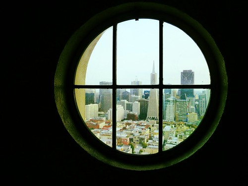 Porthole to the City | by Fraser Mummery