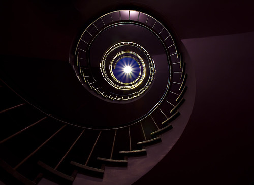 Spiral staircase | by Circum_Navigation