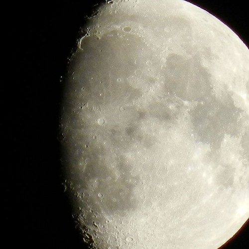The Moon (close) 3rd March 2012 | by Gordon M Robertson