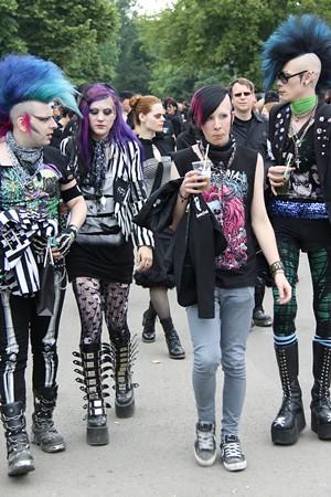 punk group 3 wgt 2011 wave gotik treffen 2011 10th