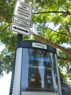 Usf Electric Car Charging Park