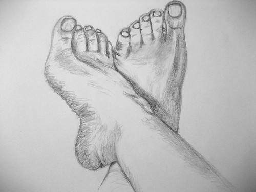 Toes | by linda3dots