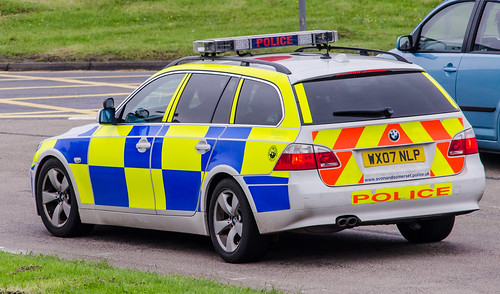 Avon & Somerset Police | by Mark Hobbs@Chepstow