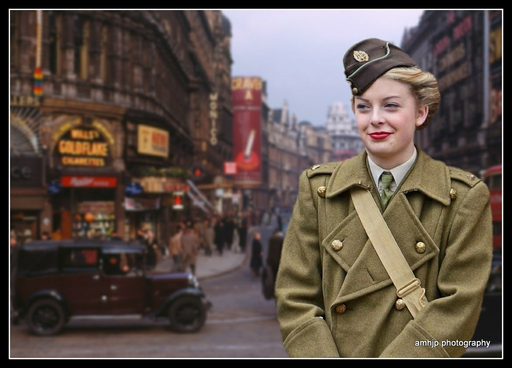 1940s re enactments