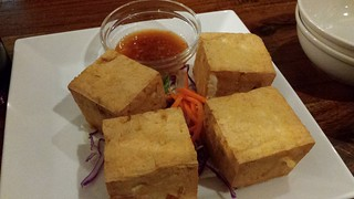Deep Fried Tofu from Fina's 2
