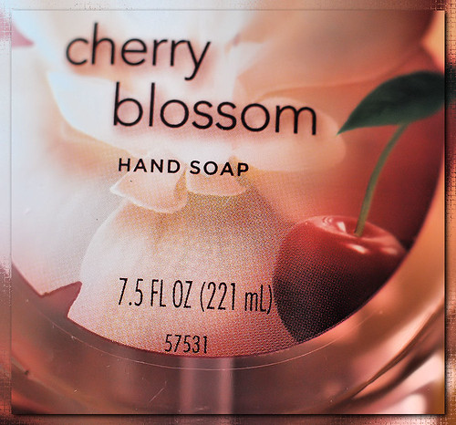 Cherry Blossom Hand Soap | by naturetrails