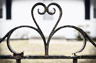 rusted heart | by Steve Stanger