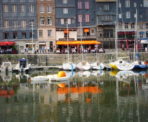 The Harbor at Honfleur | by Colorado Sands on long break