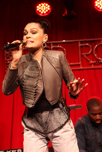 Jessie J Dmg Music Launches With Nova 39 S Red Room At The St Flickr