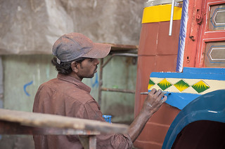Truck Painter, V | by Meanest Indian