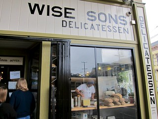 Wise Sons Jewish Delicatessen | by niallkennedy