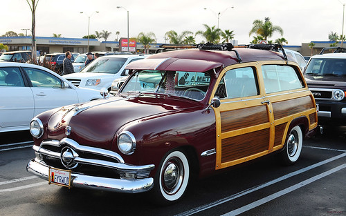 1950 ford woody maroon fvl huntington beach 012. Black Bedroom Furniture Sets. Home Design Ideas