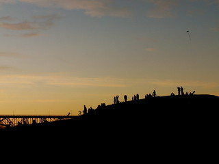 Seattle, Washington, USA: Gas Works Park Silhouettes #1 | by VioletHalo