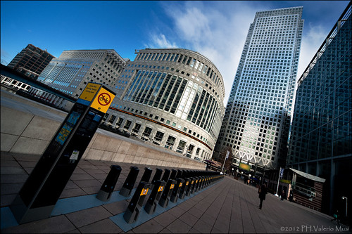 Canary Wharf | by Valerio Musi Photographer
