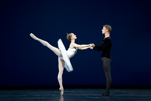 Rupert Pennefather and Marianela Nunez in Symphony in C © Bill Cooper/ROH 2010 | by Royal Opera House Covent Garden