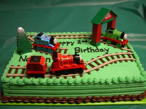 Thomas Train Cake Pan D