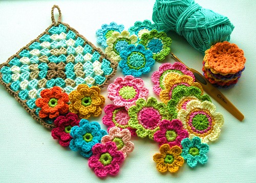 Crochet in progress | by AnnieDesign