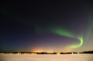 Northern Lights 7.3.2012 | by A .T .T