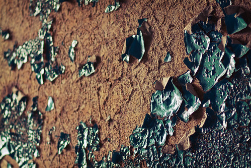 Peeling Paint | by kirberich