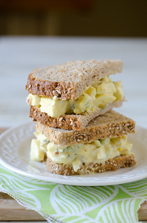 Classic Egg Salad Sandwich 3 | by Seeded at the Table